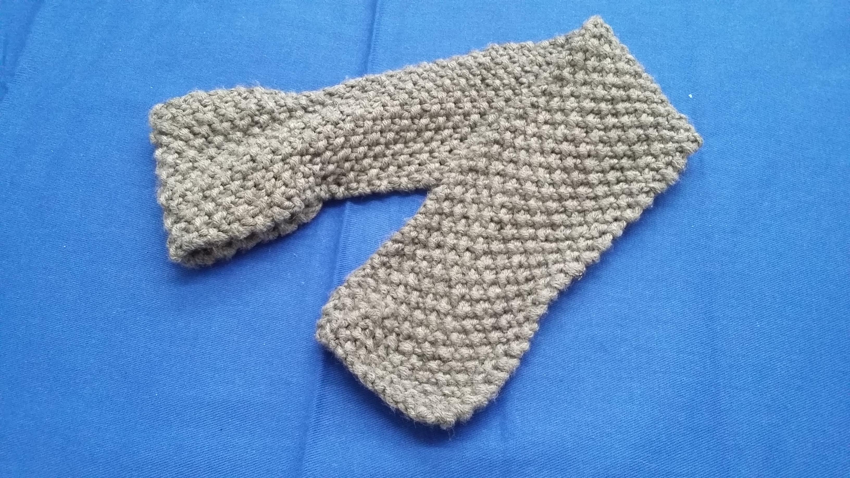sito affidabile c464a 59e10 Sciarpa bimbo o bimba / Baby scarf - FromAnnA'sHands