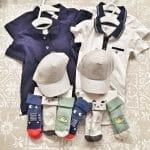 outfit gemellini, buoono sconto per usato da H&M