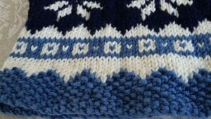 colours, knitting pattern free tutorial, schema gratis, collo ai ferri